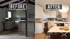 before and after house flip 80 000 home renovation