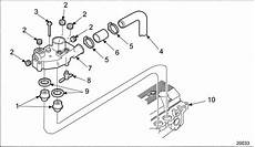 Series 60 Section 4 4 Thermostat Detroit Diesel Engine