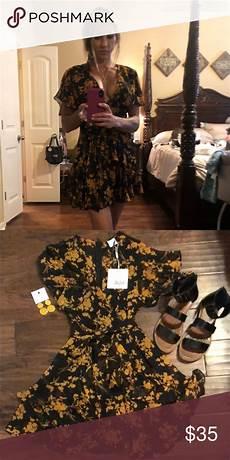 Selfie Leslie Size Chart Selfie Leslie Size Small Black Floral Dress Floral Dress