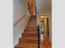 Stairs and Railing Projects   Ventana Construction Seattle, Washington