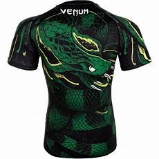mens rash guard sleeve vinyl venum s green viper sleeve rash guard mma bjj