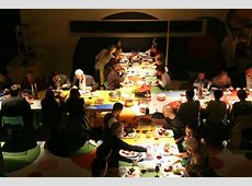 Food for Thought   Copenhagen's Coolest Dinner Theater