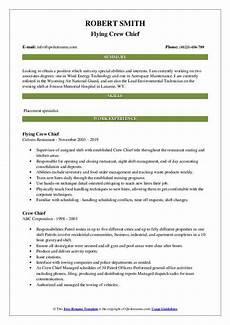 Crew Chief Resume Crew Chief Resume Samples Qwikresume