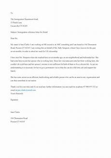 Reference Letter For Immigration For A Friend Best Templates Recommendation Letter For Immigration For