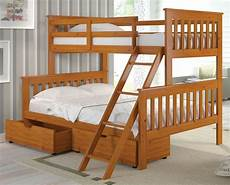 bunk bed w trundle or storage drawer