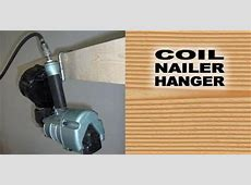Tool Hangers 81006 Tool  Hanger for Coil Nailers ( Sky