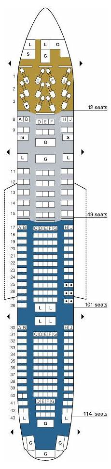 Shrine On Airline Seating Chart Charts Seating Charts And Maps On Pinterest