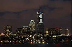 Prudential Center Lights The Pru Lit Up For The One Fund Boston