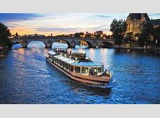 Dinner Cruise Bateaux Parisiens (by bus)