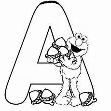 Abc Malvorlagen Buchstaben A Alphabet Malvorlagen
