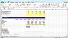 Discount Cash Flow Model Financial Modeling Quick Lesson Building A Discounted