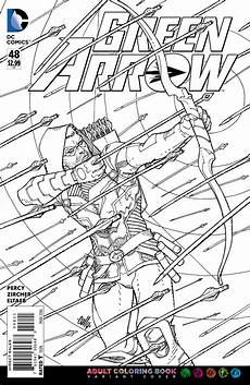 test your coloring with dc comics coloring book
