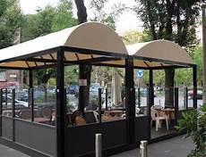 gazebo esterno per bar arredamento dehors per valorizzare l esterno di alberghi