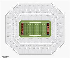 Seating Chart Carrier Dome Football Carrier Dome Seating Chart Seating Charts Amp Tickets