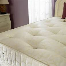 firm orthopaedic open coil mattress luxury fabric