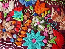 mexican cotton embroidery crewel embroidery kits folk