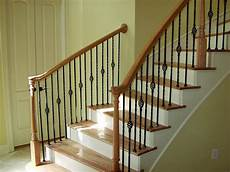 home interior railings custom interior wood railings stairs installation in
