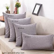 simple fashion throw pillow cases cafe sofa cushion cover
