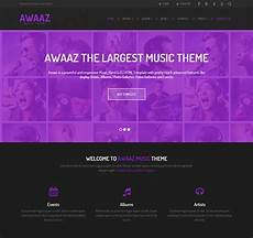 Music Html5 Template 29 Music Html5 Themes Amp Templates Free Amp Premium Templates