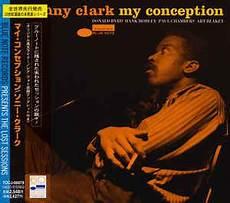 Conception Album Sonny Clark My Conception 2000 Cd Discogs