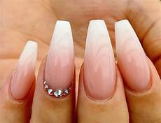prom negle ombr 233 for days beautiful wedding nails acrylicnails