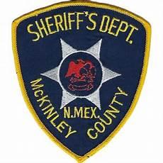 Mckinley County Sheriff Sheriff Mack R Carmichael Mckinley County Sheriff S