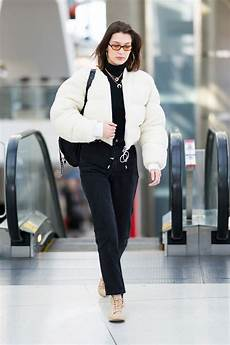 airport style airport fashion photos