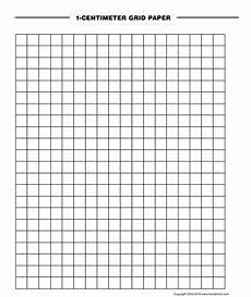 Cm Grid 1 Centimeter Grid Paper Templates At
