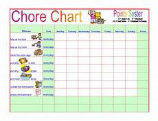 Chore Chart Pictures 43 Free Chore Chart Templates For Kids ᐅ Templatelab