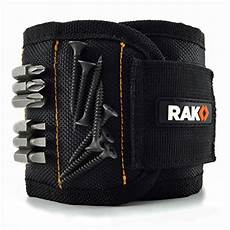 Magnet Armband Werkzeugfeinmechanik by Rak Magnetic Wristband With Strong Magnets For Holding