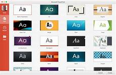 Theme Microsoft Powerpoint 13 Exciting New Features In Microsoft Office 2016 For Mac