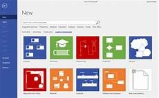 Create Visio Template Visio Pro Sample Diagrams Bvisual For People