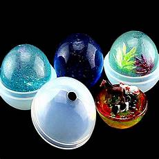 20 30 40 50 60mm stereo spherical silicone mold jewelry