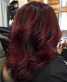 50 shades of burgundy hair burgundy maroon