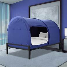 bed tent size for boys navy by alvantor