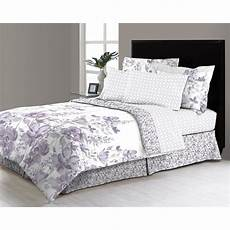 freida floral 6 bed in a bag comforter set