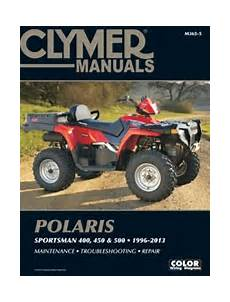 Polaris Sportsman Manual For The 400 450 And 500 Series