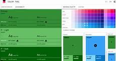 Color Tool Material Design Material Io Color Tool で視覚的に配色をすばやく確認する