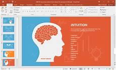 Brain Ppt Templates Left Brain Vs Right Brain Powerpoint Template