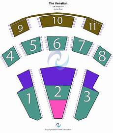 Baz Seating Chart Palazzo Theatre Venetian Tickets Palazzo Theatre