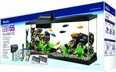Aqueon Background Led Light Kit 55 Gallon Aqueon Led 55 Gallon Aquarium Kit Review Amp Spec
