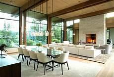 Casa Decor Home Design Concepts Modern Open Concept Minimalism Interior Modern House