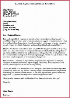 sample letter of recommendation format formal reference letter format 8 sample letters and