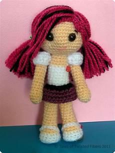 the amigurumi doll free pattern tales of twisted fibers