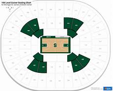 Wrigleyville Seating Chart Breslin Center Michigan St Seating Guide