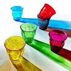 bicchieri duralex duralex piccardia colorate vetro bicchieri alti 250ml set