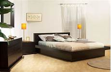low profile platform bed frame displaying interesting
