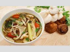 Mushroom Tom Yum (vegetarian) ?????????   Tom yum soup