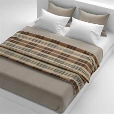 bedclothes plaid 3d model max obj fbx cgtrader