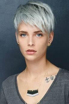 kurzhaarfrisuren 2018 frauen ab 50 für feines haar feines haar kurzhaarfrisuren 2019 frauen mausgrau blond